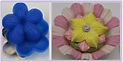 Whimsical Flower Set by First Impressions Molds  (WFL104)
