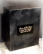 Genuine Marble Large Niche Cremation Urn SALE $159
