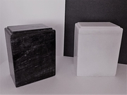 Niche Size Marble Urns  SPECIAL SALE PRICE $129
