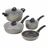 Ballarini Parma Forged Aluminum 7-pc Nonstick Cookware Set