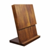 Bob Kramer by ZWILLING J.A Henckels Magnetic Upright Easel Knife Block