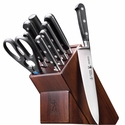 J.A. Henckels International Couteau 10-pc. Knife Block Set - Visual Imperfections