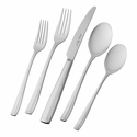 J.A. Henckels International Lani 65-pc 18/10 Stainless Steel Flatware Set