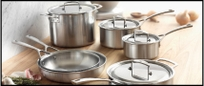 Stainless Steel Cookware Sale
