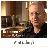 What is sharp?