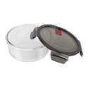 ZWILLING Gusto Glass 1.37-Qt. Round Storage Container