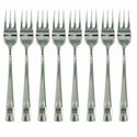 ZWILLING J.A. Henckels Bellasera 8-pc 18/10 Stainless Steel Appetizer/Seafood Fork Set
