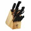 ZWILLING J.A. Henckels Four Star 11-pc Knife Block Set