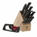 ZWILLING J.A. Henckels Four Star 13-pc Knife Block Set