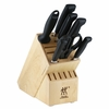 ZWILLING J.A. Henckels Four Star 8-pc Knife Block Set