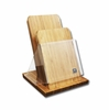 ZWILLING J.A. Henckels Magnetic Bamboo Knife Block