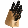 "ZWILLING J.A. Henckels Professional ""S"" 10-pc Knife Block Set"