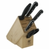"ZWILLING J.A. Henckels Professional ""S"" 6-pc Knife Block Set"