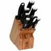 ZWILLING J.A. Henckels TWIN Four Star II 9-pc Knife Block Set