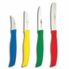 ZWILLING J.A. Henckels TWIN Grip 4-pc Multi-Colored Paring Knife Set