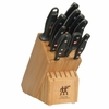 ZWILLING J.A. Henckels TWIN Signature 11-pc Knife Block Set