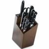 ZWILLING Pro 9-pc Knife Block Set