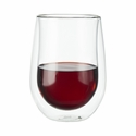 ZWILLING Sorrento 2-pc Double Wall Stemless Red Wine Glass Set
