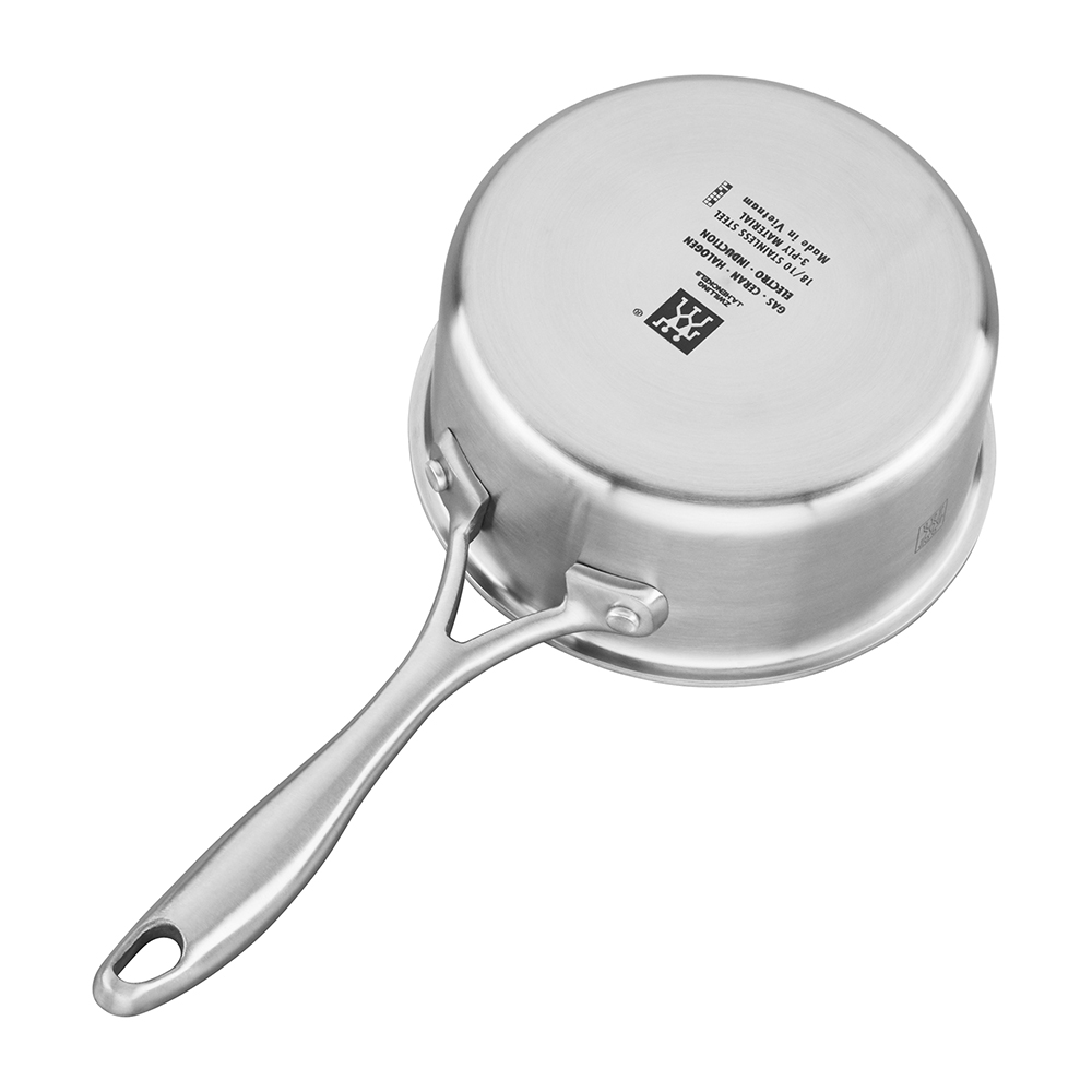 Zwilling 174 Spirit Saucepan 1qt With Lid Thermolon Coated