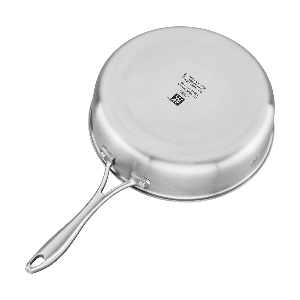 Zwilling 174 Spirit Saut 233 Pan 3qt With Lid Thermolon Coated