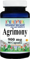 0026 Agrimony 900mg 90caps Buy 1 Get 2 Free