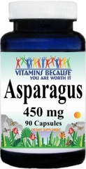 0170 Asparagus Root 450mg 90caps Buy 1 Get 2 Free
