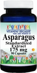 0187 Asparagus Root Extract 175mg 90caps Buy 1 Get 2 Free