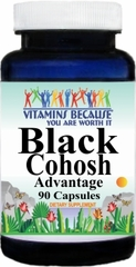 0385 Black Cohosh Advantage 90caps Buy 1 Get 2 Free