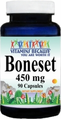 0484 Boneset 450mg 90caps Buy 1 Get 2 Free