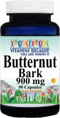 0583 Butternut Bark 900mg 90caps Buy 1 Get 2 Free