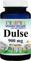 0972 Dulse 900mg 90caps Buy 1 Get 2 Free