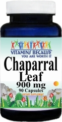 10216 Chaparral 900mg 90caps Buy 1 Get 2 Free