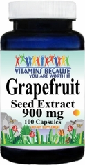 10223 Grapefruit Seed Extract 900mg 100caps Buy 1 Get 2 Free
