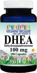 10322 DHEA 100mg 100caps Buy 1 Get 2 Free