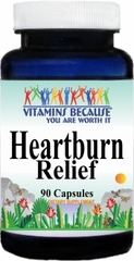 10513 Heartburn Relief 90caps Buy 1 Get 2 Free
