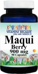 10674 Maqui Berry 900mg 90caps Buy 1 Get 2 Free