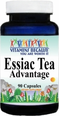 10841 Essiac Tea Advantage 90caps Buy 1 Get 2 Free