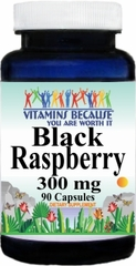 11312 Black Raspberry 300mg 90caps Buy 1 Get 2 Free