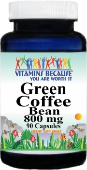 11374 Green Coffee Bean 90caps Buy 1 Get 2 Free