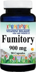 1153 Fumitory 900mg 90caps Buy 1 Get 2 Free