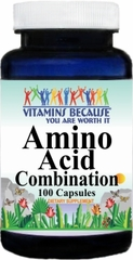 12609 Amino Acid Combination 100caps Buy 1 Get 2 Free