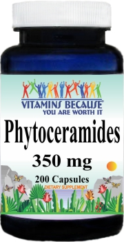 13354 Phytoceramides 350mg 100caps Buy 1 Get 2 Free