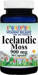 1597 Icelandic Moss 900mg 90caps Buy 1 Get 2 Free