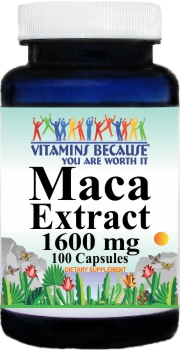 1757 Maca Extract 1600mg 100caps Buy 1 Get 2 Free