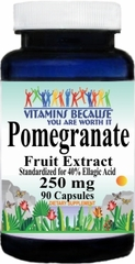 2259 Pomegranate Extract 250mg 90caps Buy 1 Get 2 Free