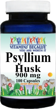 2273 Psyllium Husk 900mg 100caps Buy 1 Get 2 Free