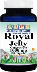 2402 Royal Jelly Concentrate 1000mg 100caps Buy 1 Get 2 Free