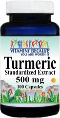 2761 Turmeric Extract 500mg 100caps Buy 1 Get 2 Free