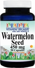 2891 Watermelon Seed 450mg 90caps Buy 1 Get 2 Free