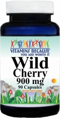 2969 Wild Cherry 900mg 90caps Buy 1 Get 2 Free